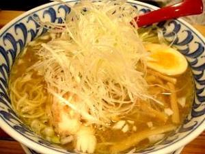 武藤製麺所(ねぎ塩)