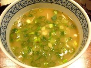 武藤製麺所(スープ割り)