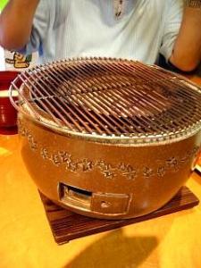 焼肉舜(火鉢)