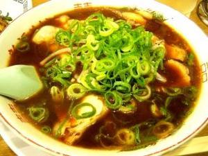 新福菜館(中華そば1)