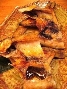 魚金(カマス味醂干し)