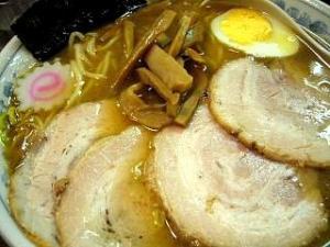 大勝軒十五夜(チャーシュー麺大盛りアップ)