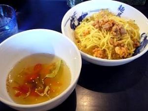 武蔵青山(つけ麺全体)
