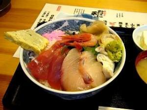 おに平(海鮮丼)