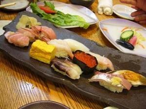 某寿司(握り全体)