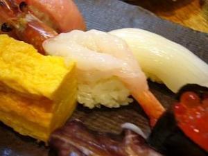 某寿司(ボタン海老他)