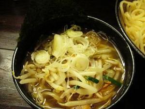 大斗(つけ汁 野菜)