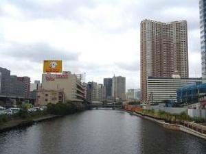 芝浦(風景2)