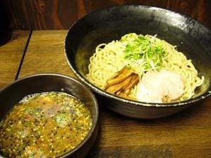 長介(つけ麺全体)