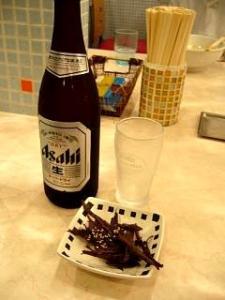 Hananoki(ビールとツマミ)
