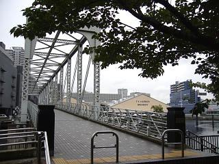 天王洲(鉄橋 横)