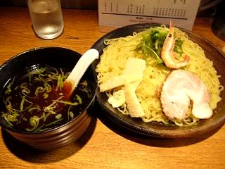 ラーメン屋(つけ麺)