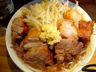 ラーメン髭(チャーシュー麺 2)