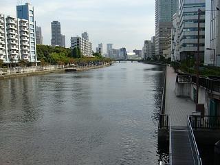 港南地区(風景 運河)