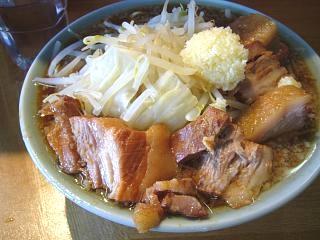 ラーメン髭(チャーシュー麺 全体1)