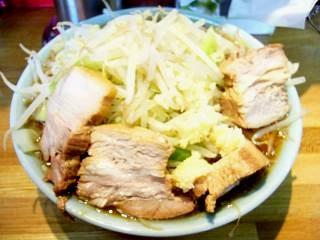 ラーメン髭(チャーシュー麺 1)
