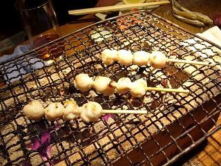 魚喰呑人欒(焼き物4)