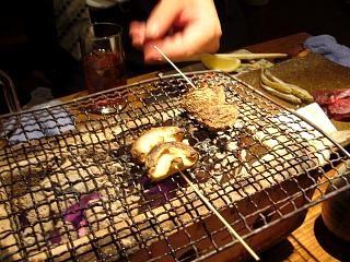 魚喰呑人欒(焼き物6)