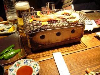 魚喰呑人欒(焼き物9)