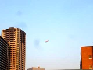 飛行船(その1)