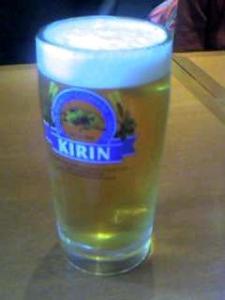 新宿さぼてん(生ビール)