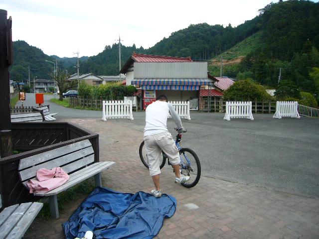 0711  コザワと秩父サイクリング 001