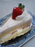 ふみショートケーキ