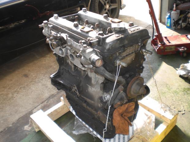 富士・L4-1エンジン