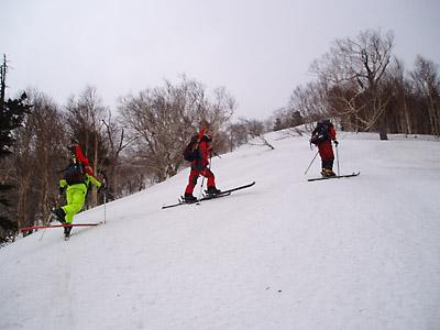 愛別岳04 20090503