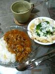 晩御飯の後には…あたいを食べてーー!!(よっちんへ)