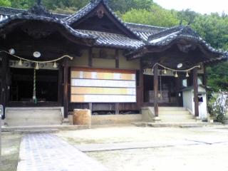 飽浦稲荷宮 2