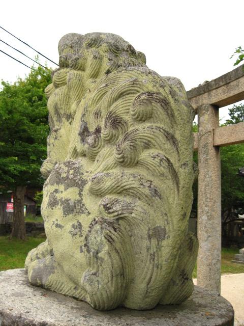 素盛鳴神社 2