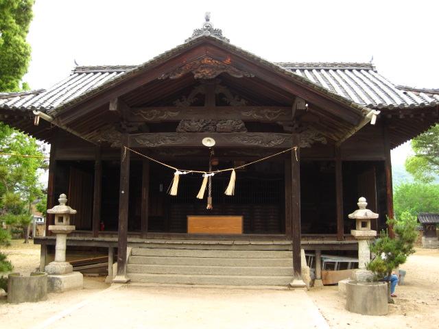 素盛鳴神社 8
