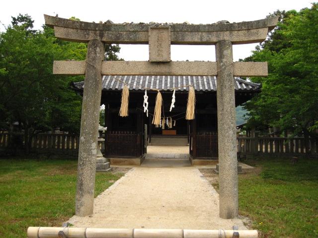 素盛鳴神社 11