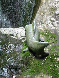 絹掛けの滝 4