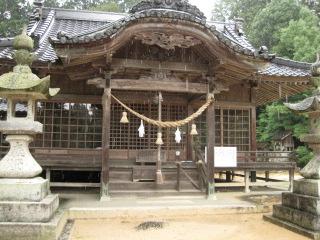 波多神社 3