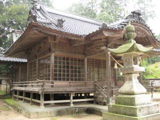 波多神社 4