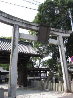 津山 徳守神社 1