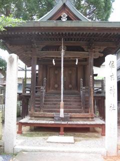 津山 徳守神社 8