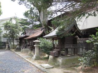 津山 徳守神社 10