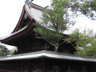 津山 徳守神社 11