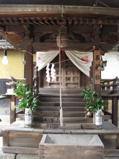 津山 徳守神社 15