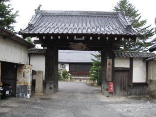 津山 本源寺 2