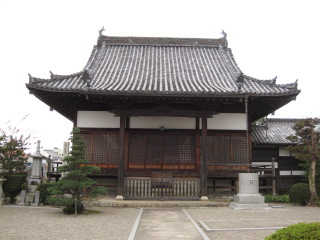 津山 本行寺 2