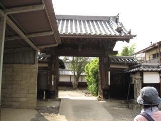 津山 泰安寺 2