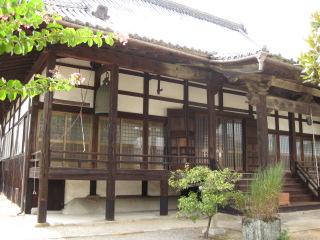津山 泰安寺 4