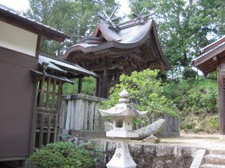 疫隅神社 1