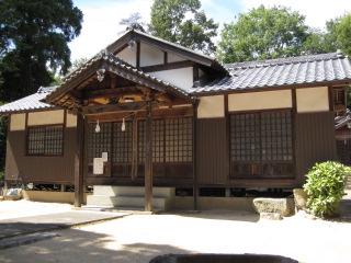 疫隅神社 12