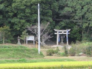 疫隅神社 秋祭り 1