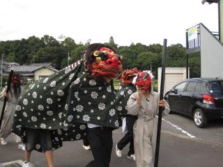 疫隅神社 秋祭り 2